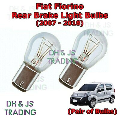 Fiat Fiorino 146 Uno White LED /'Trade/' Wide Angle Side Light Beam Bulbs Pair