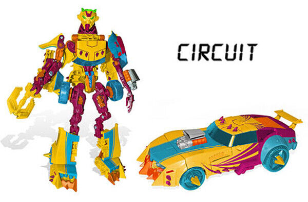 Transformers TFCC Subscription cifra  Circuit