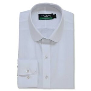 Peaky Col Dandy Hommes Rond Blanc Blinders Carreaux Grand Chemise p wUE1OBxq1