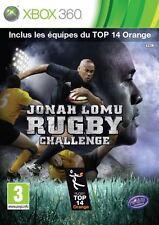 Jonah Lomu Rugby Challenge XBOX 360 jeux jeu game games spellen spelletjes 2543