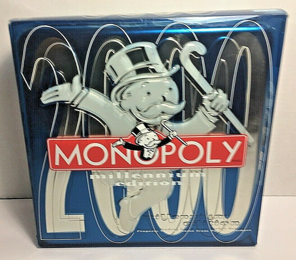 Monopoly Millennium Edition in Collectors Tin (New Other) See description