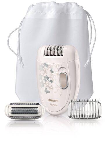 Philips HP6423//00 inklusive Rasier und Trimmeraufsatz Epilierer