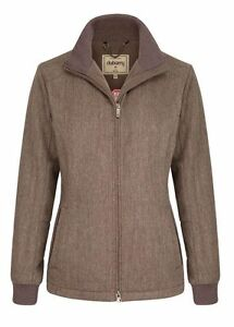Windstopper Espresso 10 Flannery Uk Of Brand Ireland Size Jacket Dubarry New xUgq1Ww6f