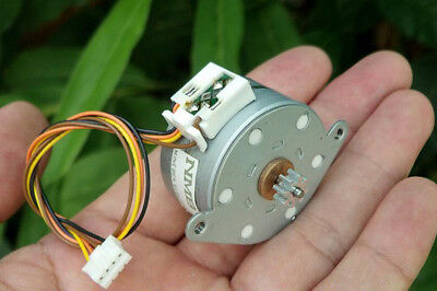 1pcs For NMB DC6V 7.5° 2-Phase 4-Wire 35mm Stepping Stepper Step Motor With Gear