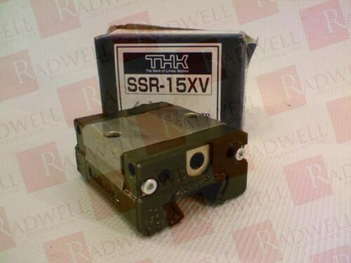 THK SSR15XV1SSGK NEW IN BOX SSR15XV1SSGK