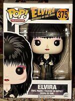 Funko Pop Television Elvira Mistress Of The Dark 3.75 Vinyl Figure 375 Mint