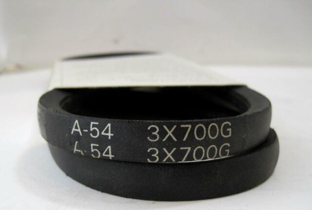 Dayton Premium V Belt A54 3x700g