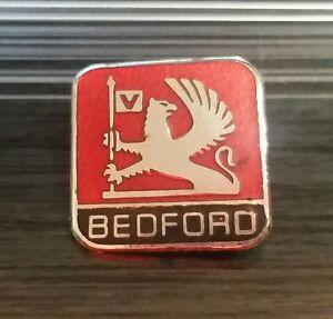 BEDFORD Broche LOGO ROUGE-NOIR émaillé 20x20mm sXgFgZMO-08025718-217324225