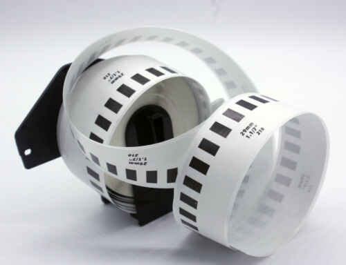 Compatible Brother DK22210 Printer Label Continues Roll White 29mm x 30.48m