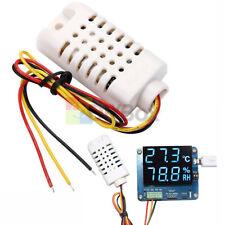 Am2302b Dht22 Digital Temperature Humidity Sensor Probe For Arduino