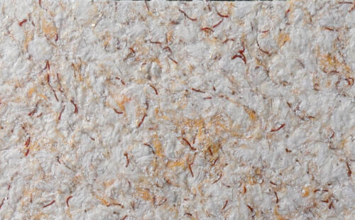 Flüssigtapete Baumwollputz Nr.12 helle Tapete ausbesserbar leichte Verarbeitung