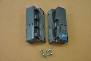 DELL-R710-R715-R810-R815-2U-Server-Left-and-Right-Rack-Ear-w-screws-GW660-WK757