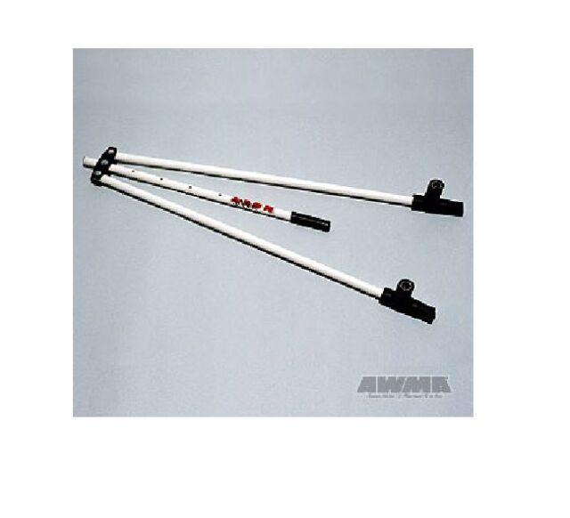 Portable Martial Arts Leg Stretcher Flex-a-Tron PVC Exercise Stretch  Gymnastics