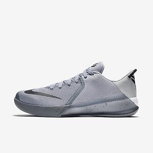 Nike Zoom Kobe Venomenon 6 EP [897657-002] Men Basketball Shoes Cool Grey/Black