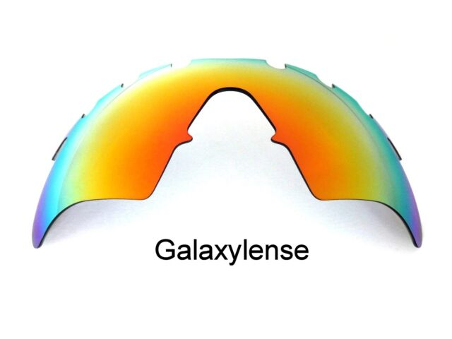 621d20a586 Galaxy Replacement Lenses for Oakley M Frame Heater Vented Red Polarized  for sale online