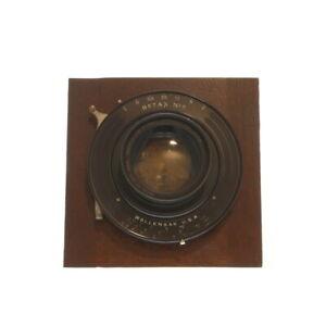 Vintage-Bausch-amp-Lomb-Optical-23-1-2-034-19-034-Protar-VII-w-Betax-No-5-Shutter-UG
