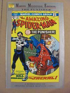 Amazing-Spider-Man-129-Marvel-Milestone-Edition-1992-Reprint-1st-app-Punisher