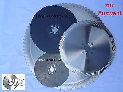 HSSE Kobalt Metall Kreissägeblatt  350 x 3,0 x 32 Z=140