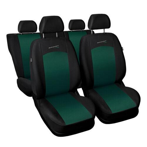 UNIVERSALE Coprisedili Auto Per Peugeot 206 VERDE Coprisedili rivestimenti auto riferimento