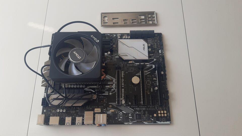 AMD Ryzen, ASUS, AMD Ryzen 2700x