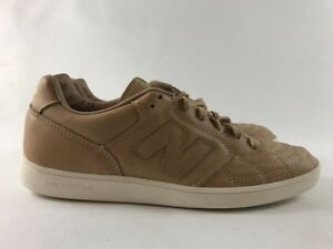 f9a7895804b NEW BALANCE EPIC TRTN Men s Tan Sneakers Trainers Made in UK England ...
