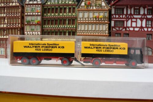 Wiking//DF,GK//L 588-89,622 MAN Lastzug von Pieper in OVP