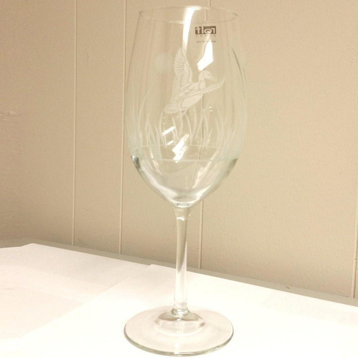Canard tout usage Verre à vin Ensemble de 4   ROL220260   Rolf verre