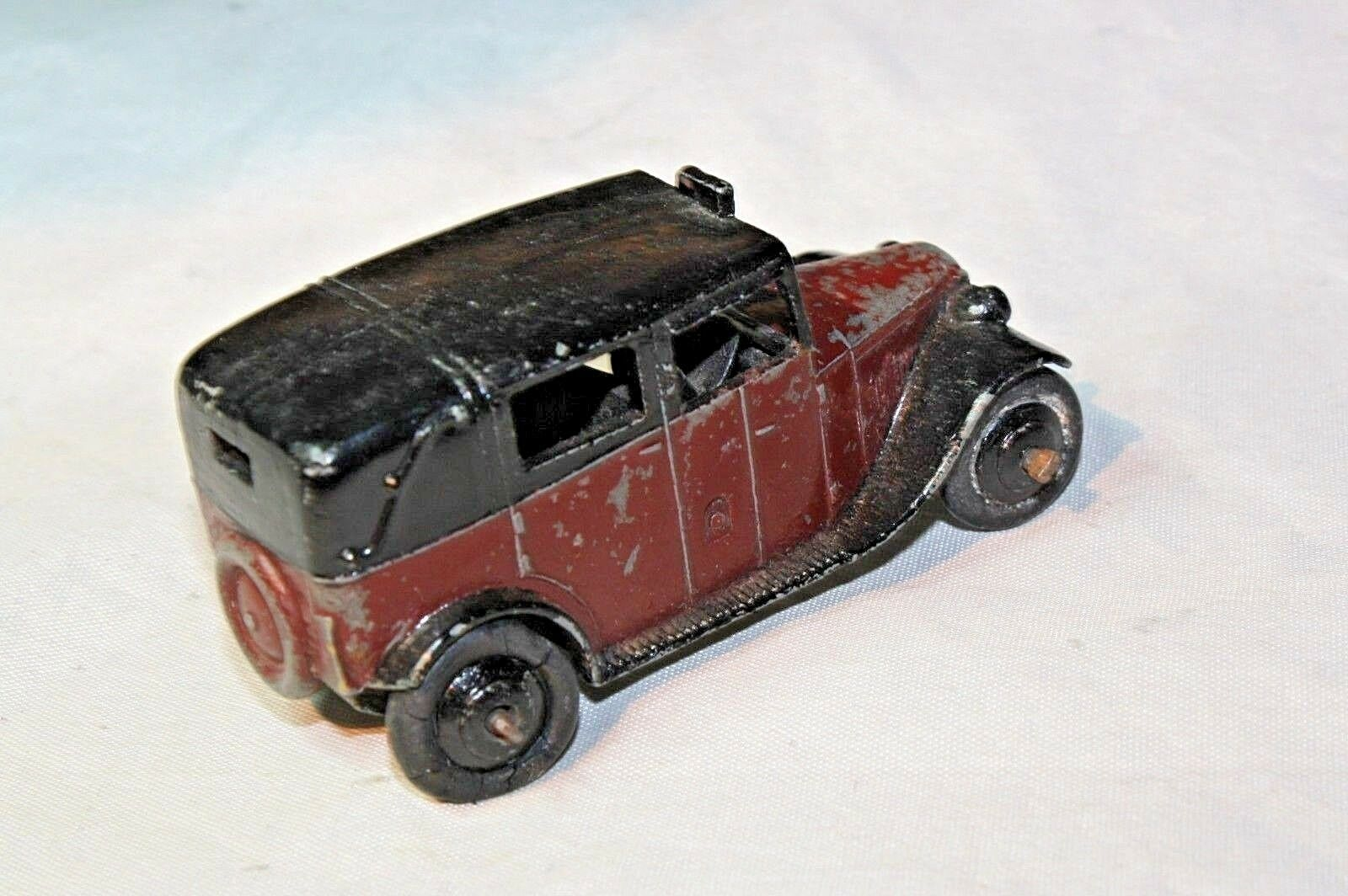 Dinky 36g Taxi with Driver, Post War, 1947-1950 1947-1950 1947-1950 Original f44f9e
