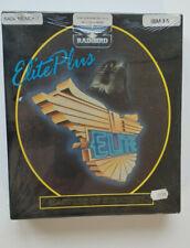 Elite Plus IBM PC Games BRAND NEW / FACTORY SEALED Rainbird