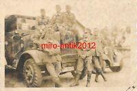 Foto, Wehrmacht, Soldaten, Henschel, Lkw
