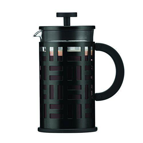 BODUM Eileen 8 Cup French Press Coffee Maker 34 oz 1.0 l Black