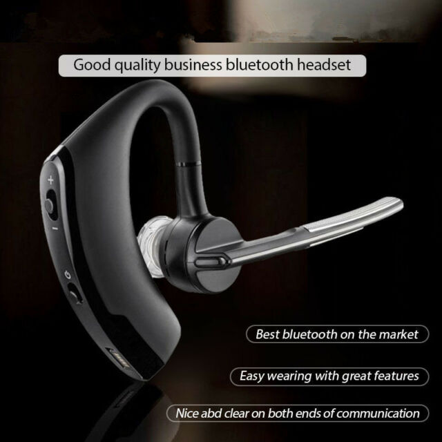Bluetooth 4.1 Wireless Handsfree Stereo Earphone Headset For Samsung iPhone JP0H