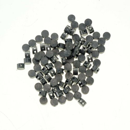 100 Security Seals 10*4mm Lead Material Suitable Electric Meter Transportation