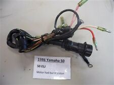 1986 Yamaha Outboard 50 hp Wiring Harness 6H4-8210F-00-00