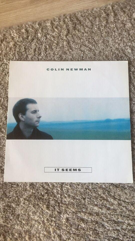 LP, Colin Newman, It Seems
