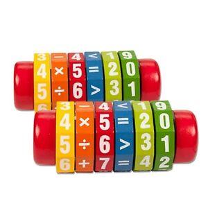 Zahlenmeister macht das Rechnen leichter ~~ Rechenspiel Zahlen Addition Division