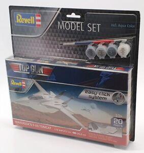 Revell-1-72-Scale-Set-04966-Maverick-039-s-F14-Tomcat-Top-Gun