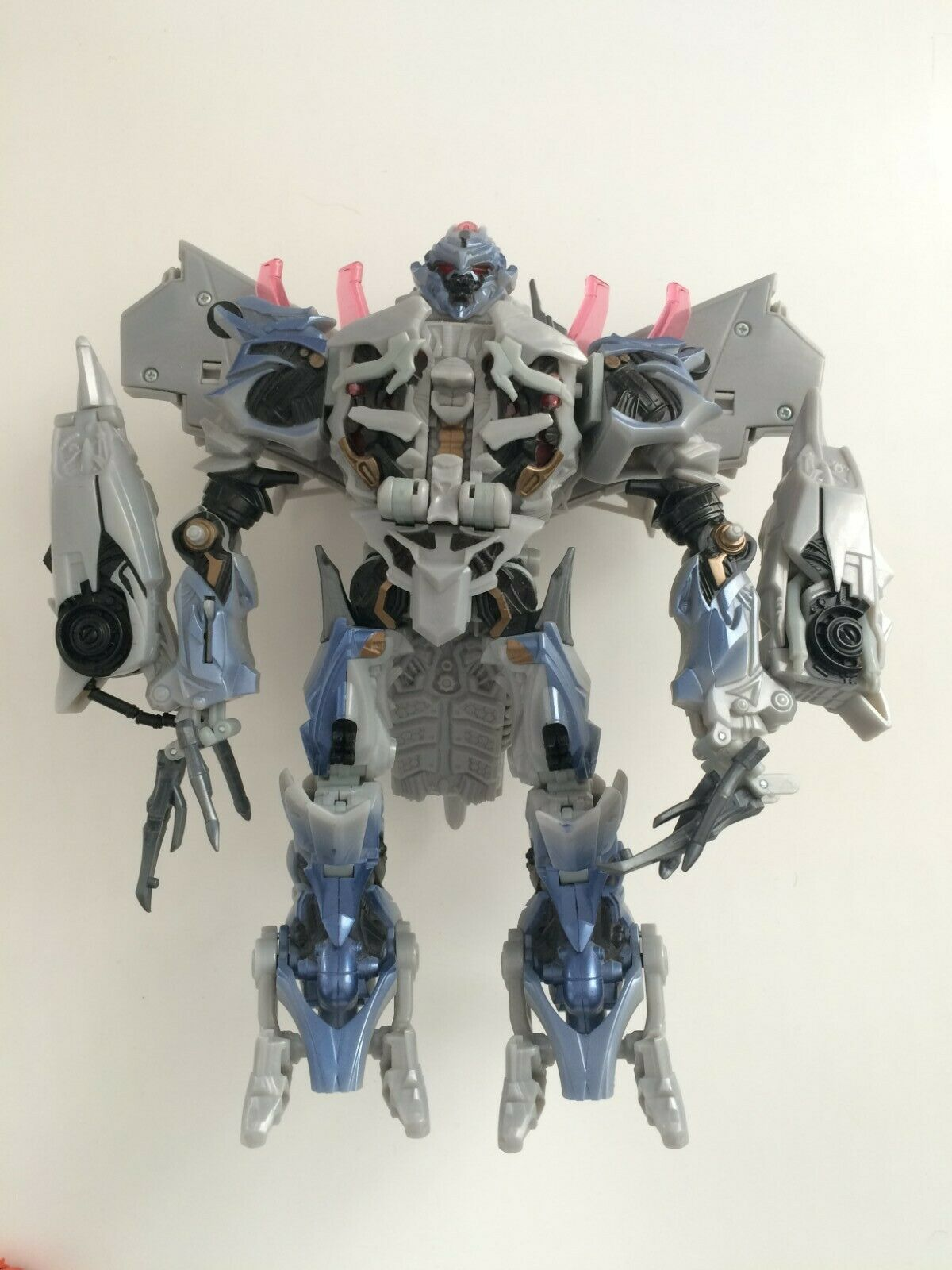 Transformers Decepticon classeE leader Megatron cifra (2007)