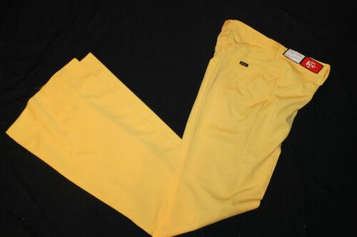 Ladies Vintage Lee Western Wear Yellow Western Kni