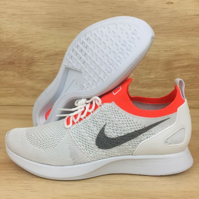 the best attitude 159a5 49e8c Nike Air Zoom Mariah Flyknit Racer Running Mens SZ 10.5 Shoes Platinum  918264012
