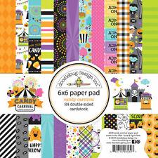 Doodlebug ~ TOUCHDOWN ~ 6x6 Paper Pad