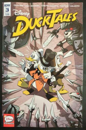 2017 IDW Comics DUCKTALES #3a Disney ~ VF//NM Book