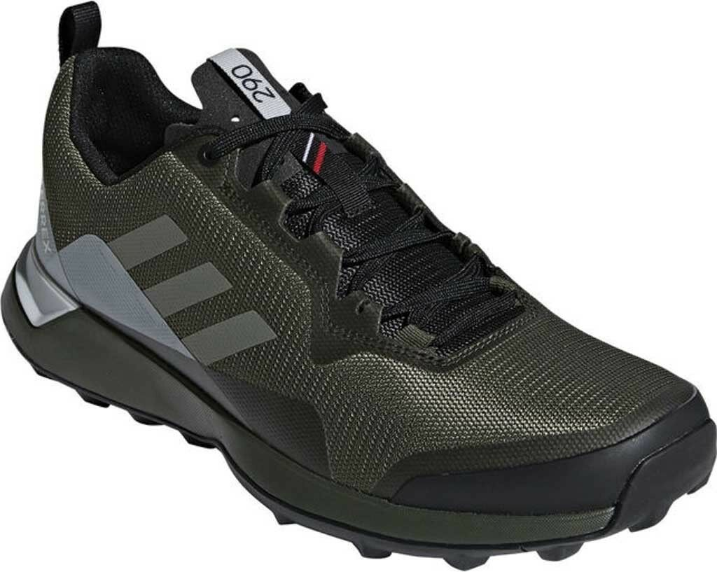 Adidas Terrex CMTK Hiking shoes (Men's) in Night Cargo Trace Cargo Grey Two - NEW