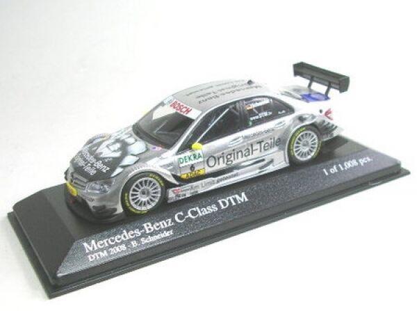 Mercedes-Benz Classe C No. 6 (B) . Schneider DTM 2008