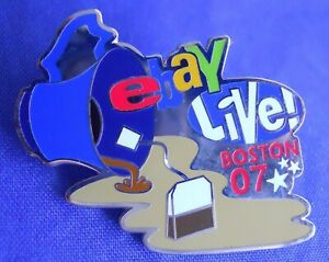 eBay-Live-2007-Boston-Tea-Party-Lapel-Hat-Pin