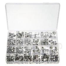 300 Aluminum Rivet Nut Rivnut Nutsert Kit 150pcs Metric 150pcs Sae Usa Seller