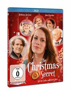 The Christmas Secret (2014) - Bethany Joy Lenz, John Reardon NEW Bluray Region B