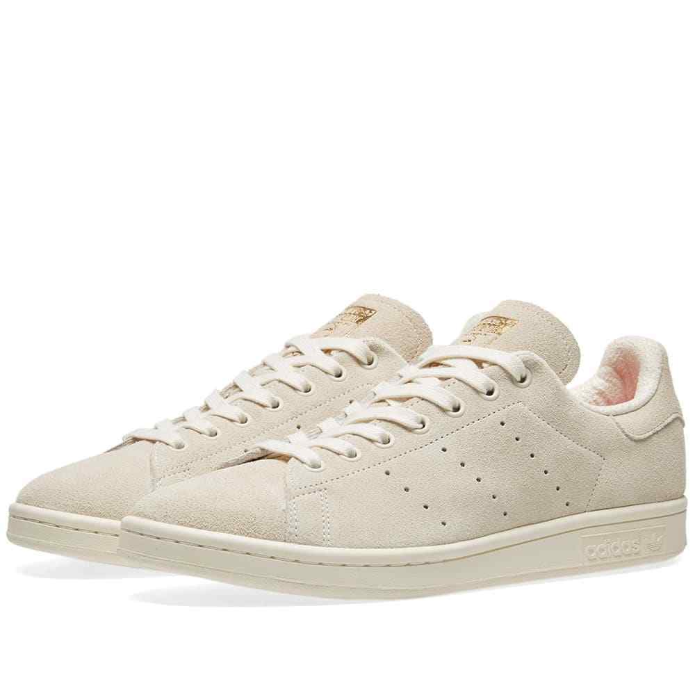 Adidas Originals Stan Smith Suede  Uomo Trainers Sneakers Schuhes - BA7441