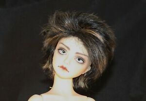 """Boneka 8-9 7-8 Little Darling BJD/'s /& Others /""""Roxie/"""" Wig Size 5-6 6-7"""