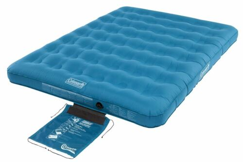 Coleman Extra Durable Double Airbed Camping Guest Mattress Sleepover Hiking